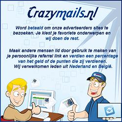 Spaarprogramma CraizyMails
